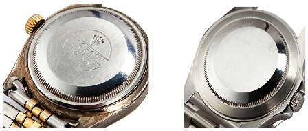 real-vs-fake-rolex-caseback
